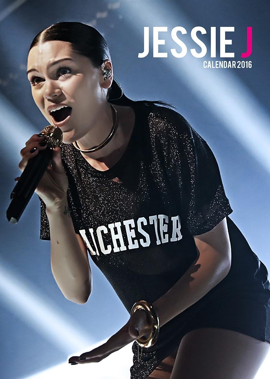 Jessie J Naptár 2021