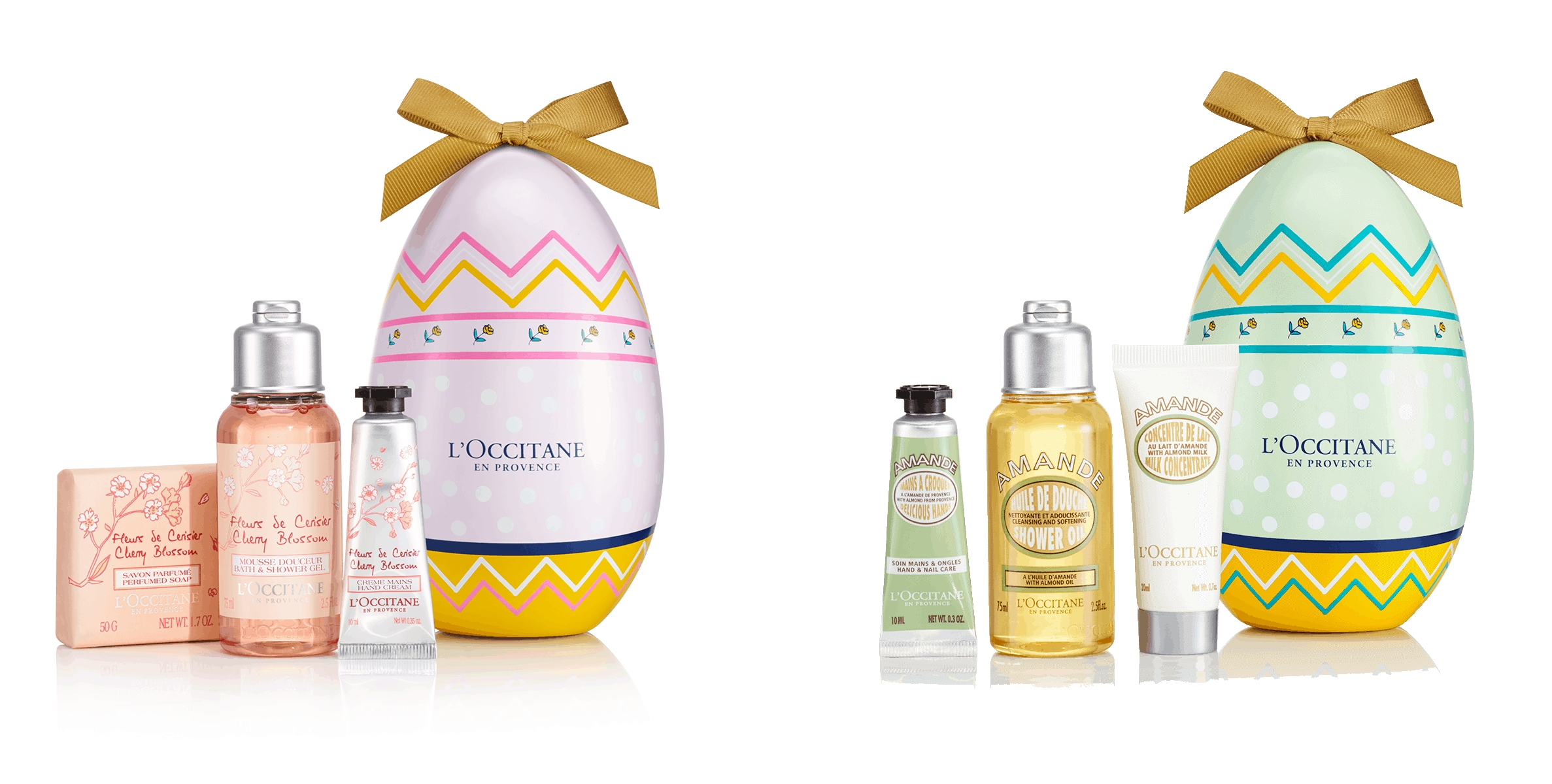 L'occitane Limited Edition 2020 Beauty Eggs Available Now +