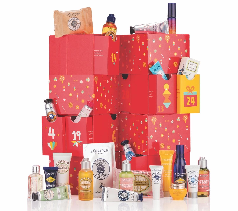 L'occitane Luxury Advent Calendar 2019 | Beauty Advent Calendar