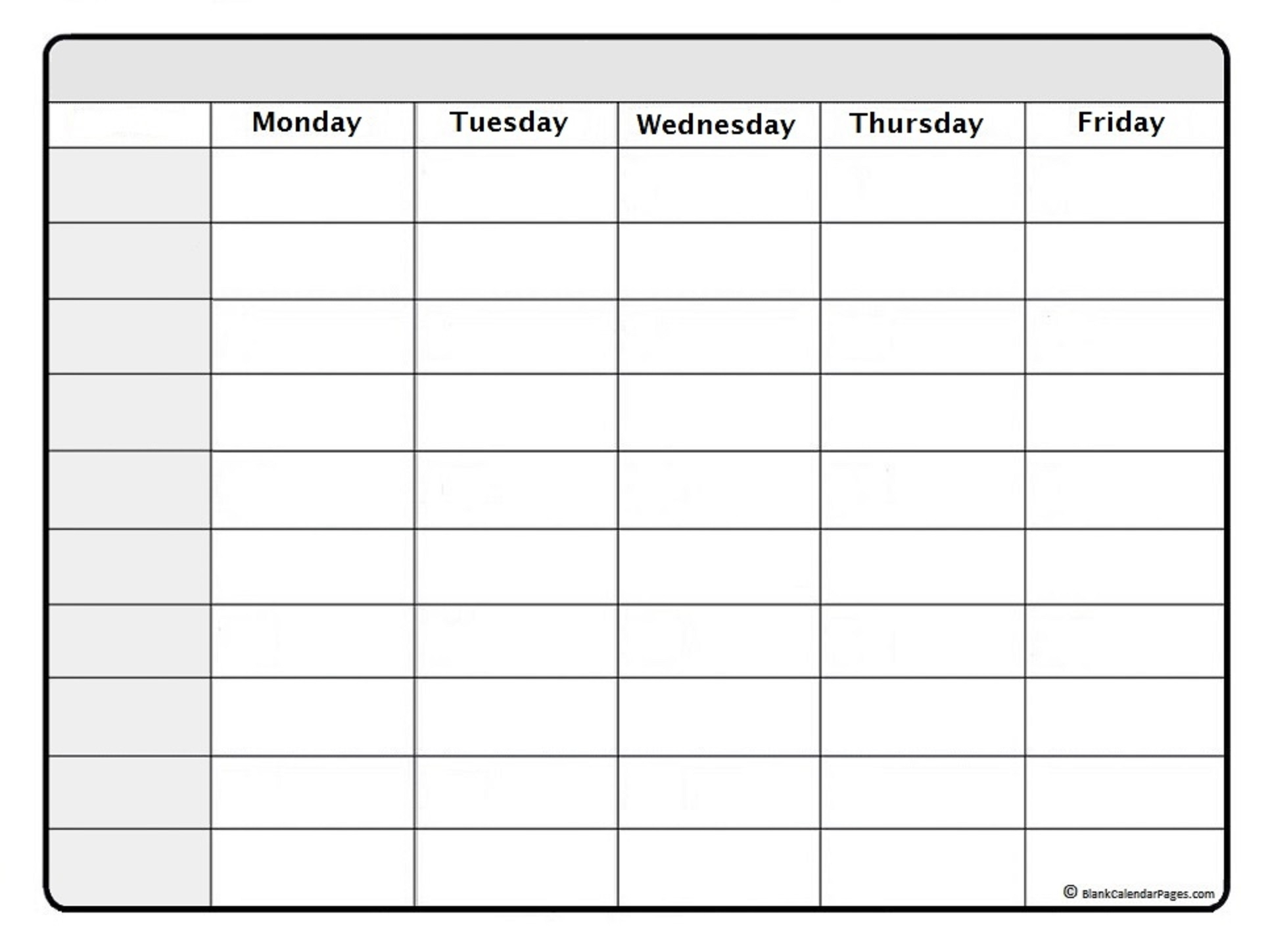 May 2020 Weekly Calendar | May 2020 Weekly Calendar Template