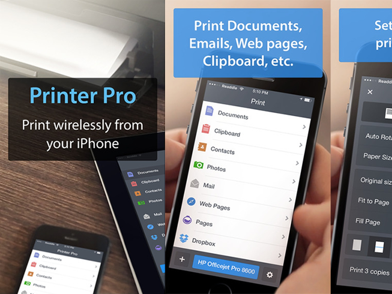 Mobile Printing App 'printer Pro' Named Apple's Free App Of