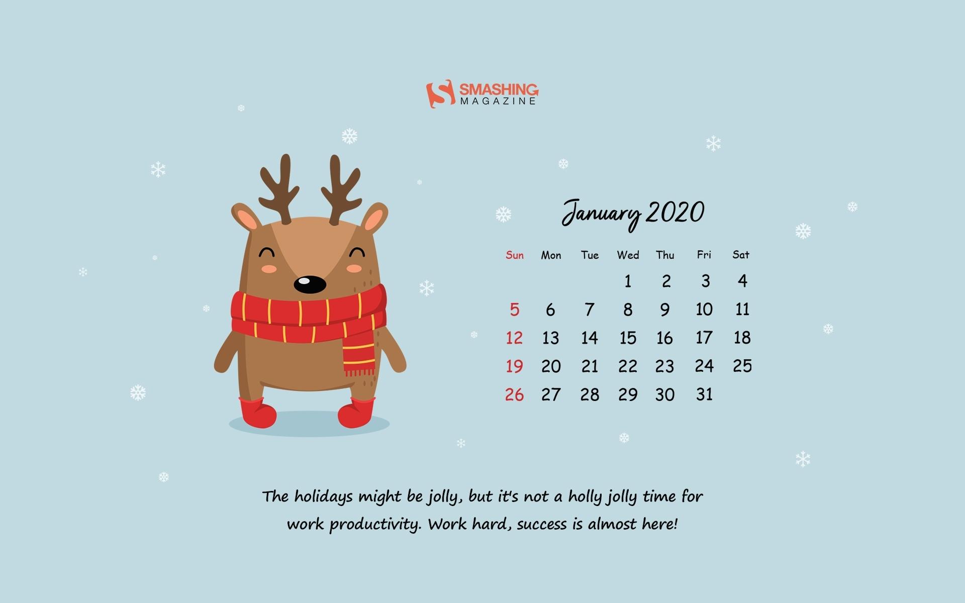 New Adventures Ahead! (January 2020 Wallpapers) — Smashing