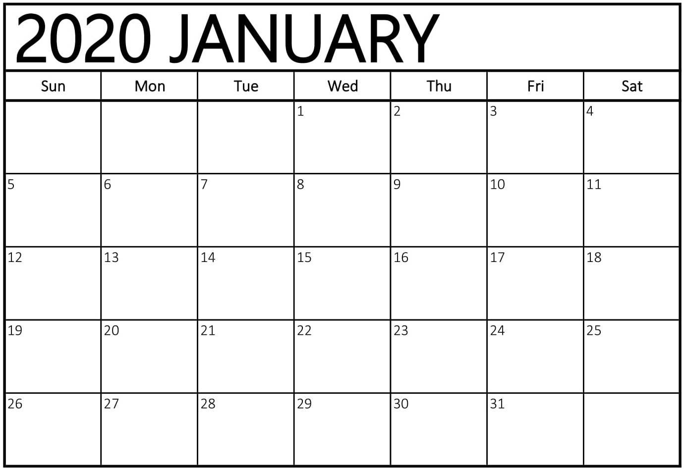 Print Calendar Nz 2020 | Calendar Printables Free Templates