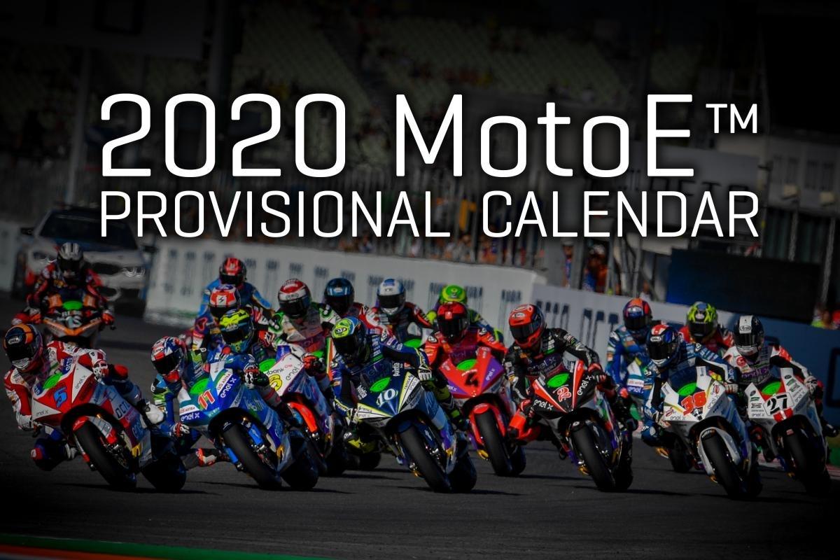 Provisional 2020 Fim Enel Motoe™ World Cup Calendar Unveiled