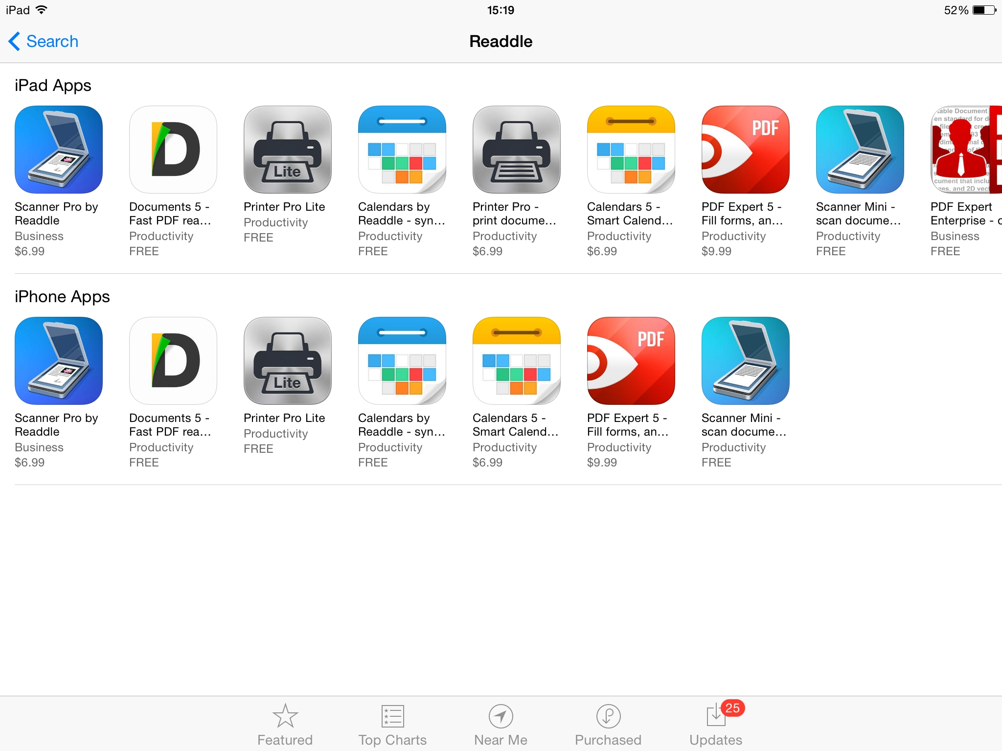 Readdle Updates Its Apps For Ios 8 With Support For Icloud