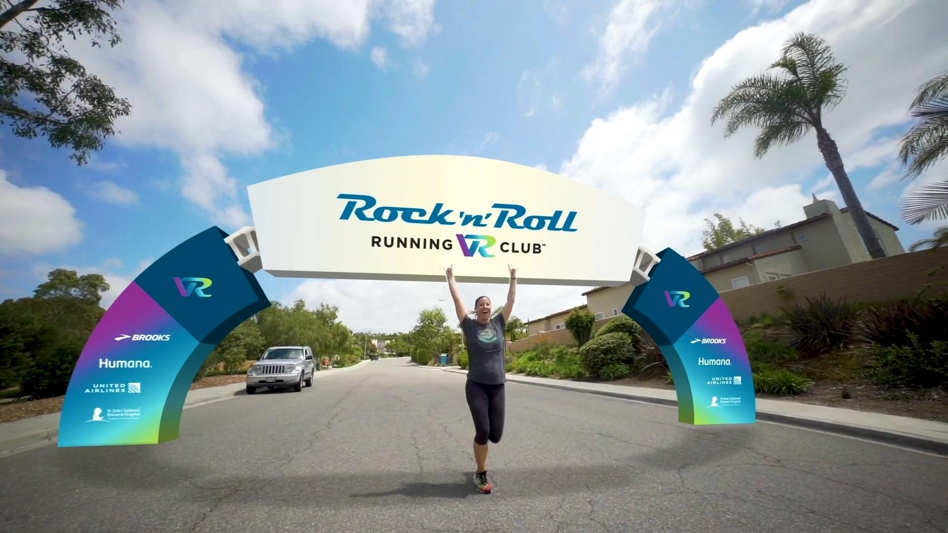 Rock 'n' Roll Marathon Series Introduces New Virtual Run