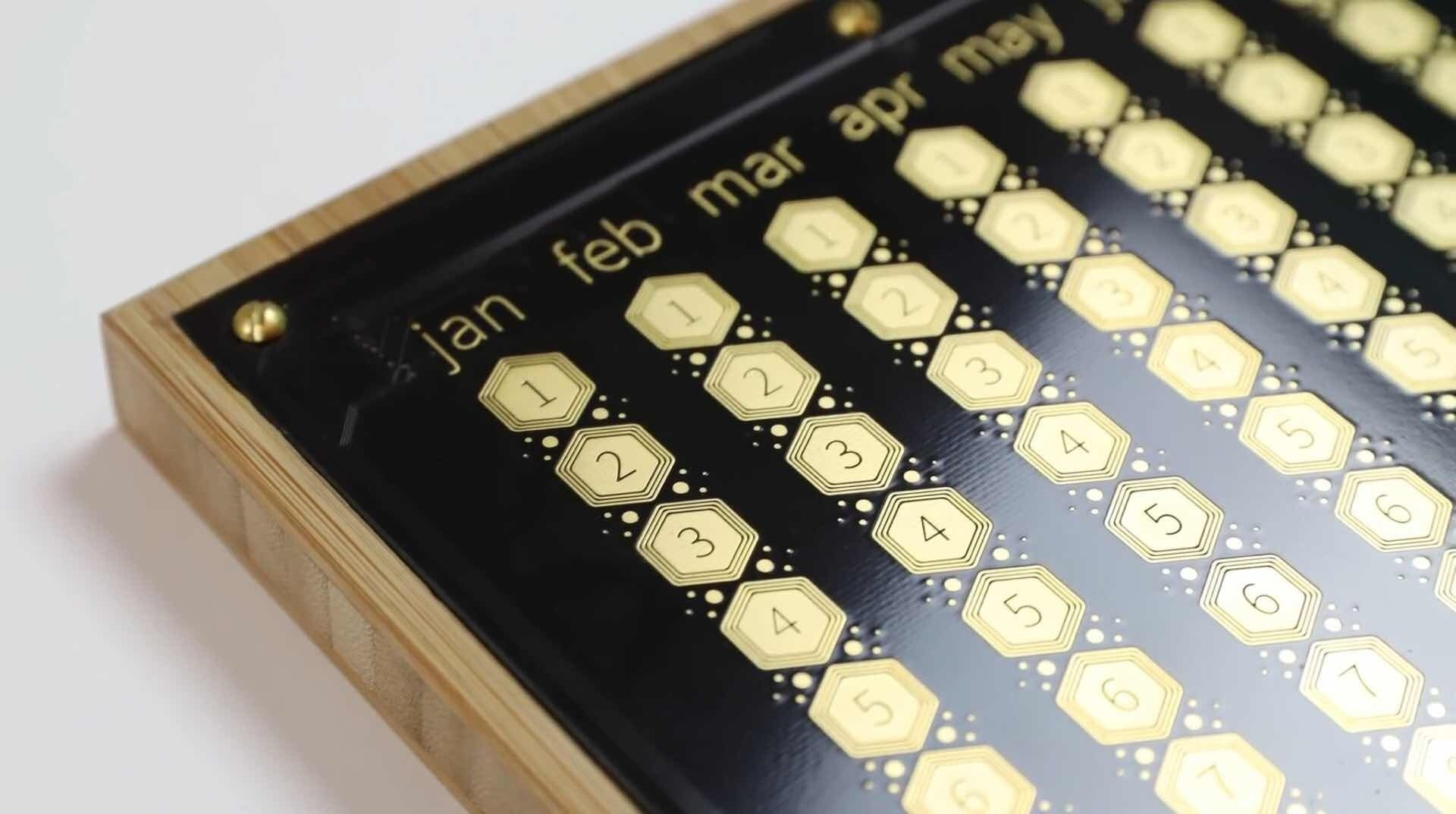 Simone Giertz's Every Day Calendar [Kickstarter] — Tools And