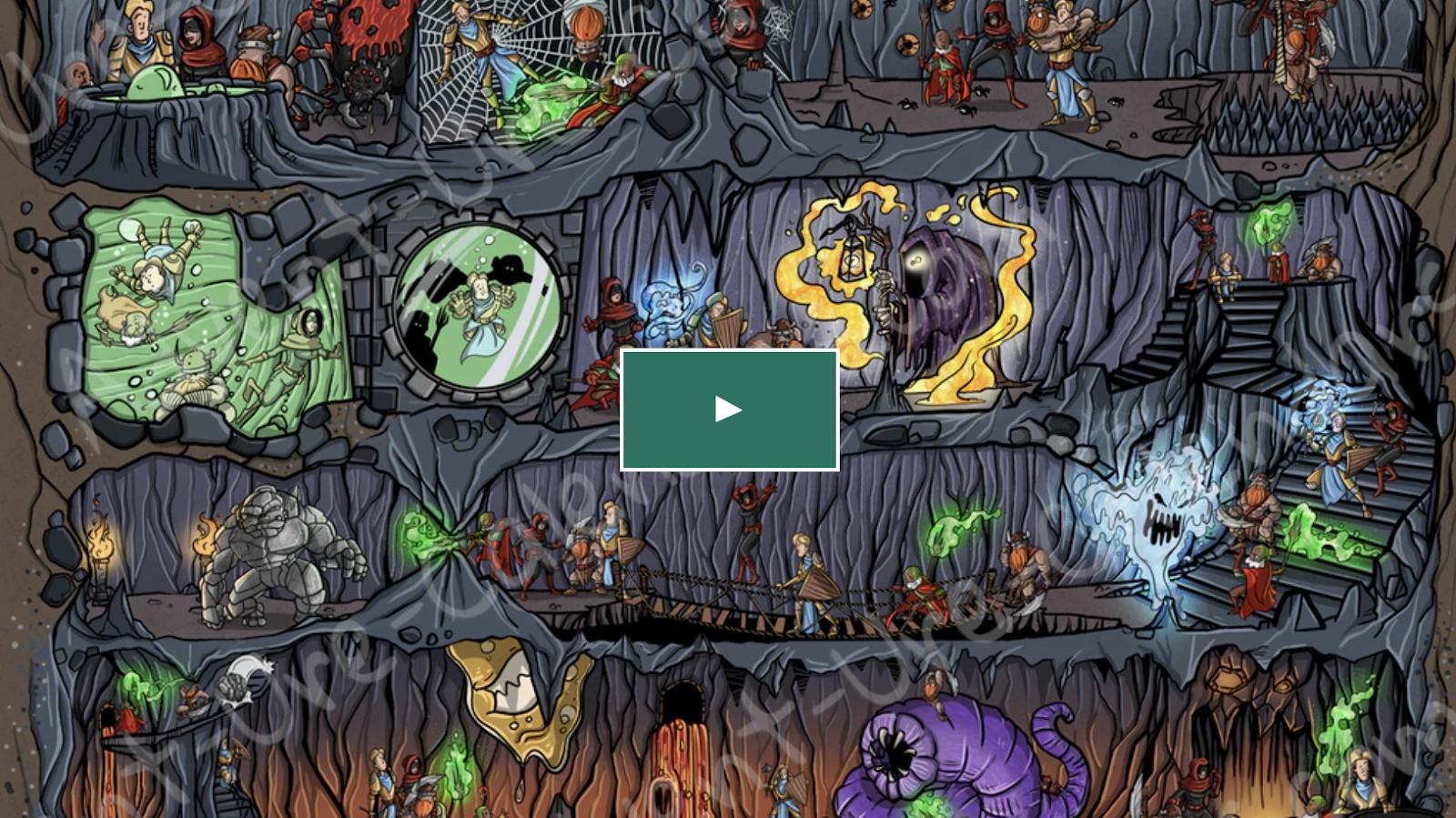 Tenkar's Tavern: Kickstarter - 5E Fantasy Rpg Advent