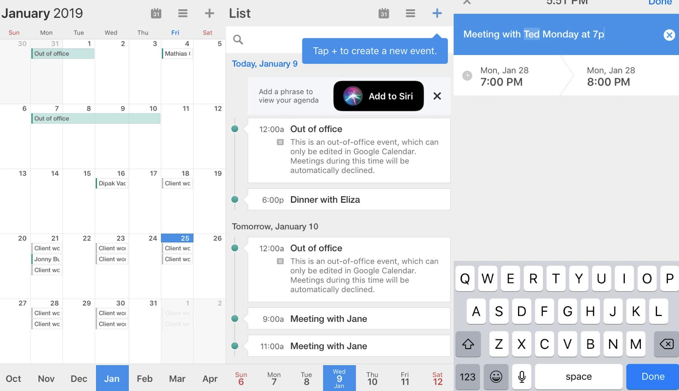The 12 Best Calendar Apps For Iphone In 2019