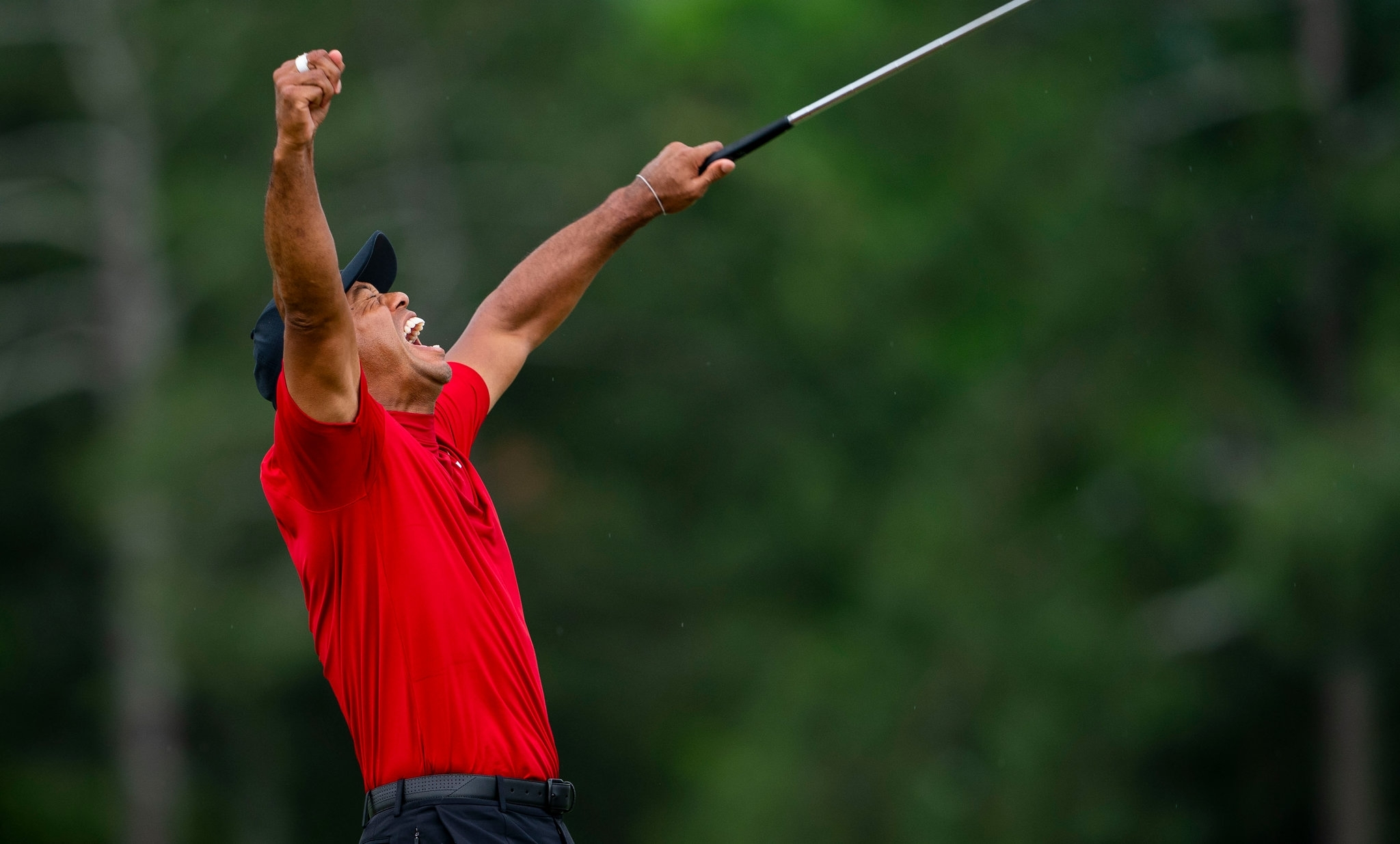 Tiger Woods Shook Up Golf At The Masters. It Might Be Just