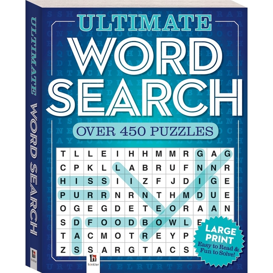 Ultimate Word Search Series 4