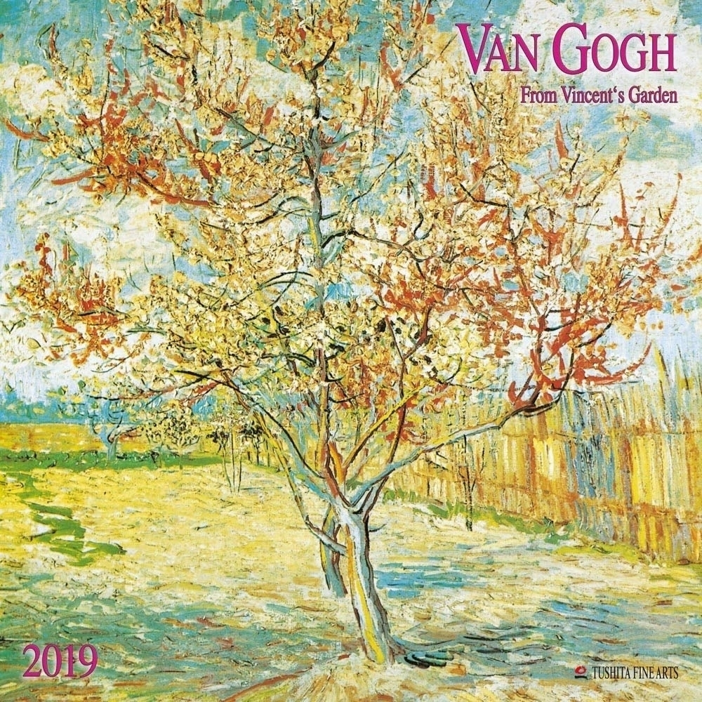 Van Gogh - From Vincent's Garden 2020: Kalender 2020