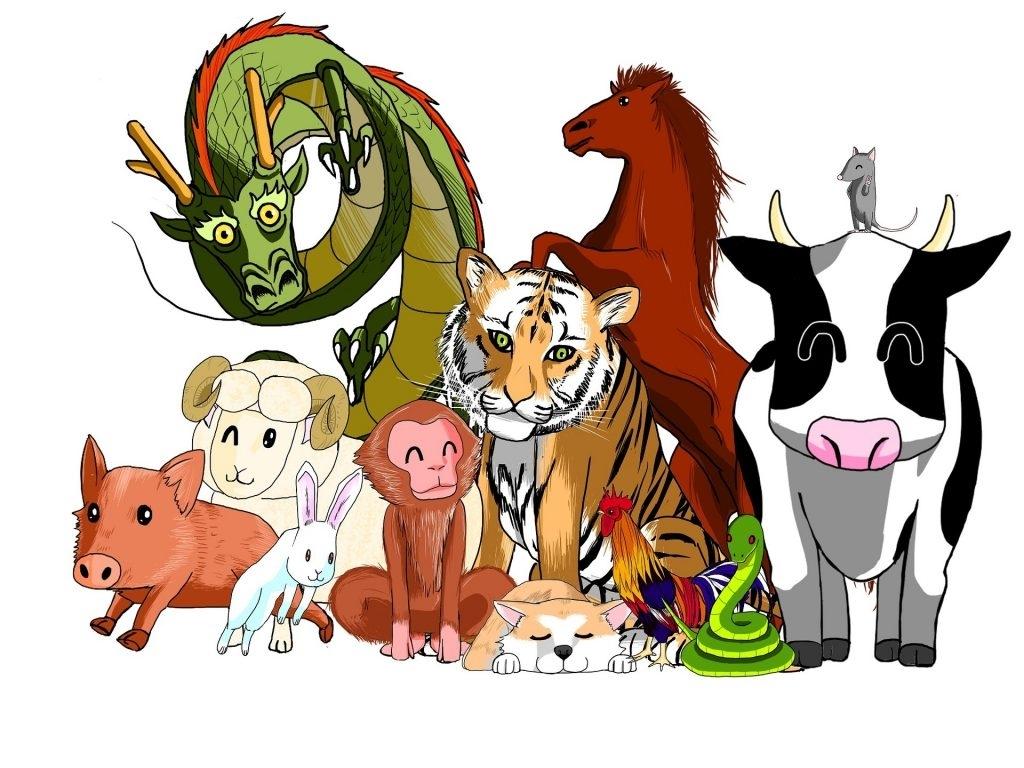 What Is Jyunishi (Twelve Branches, Japanese Zodiac Animals
