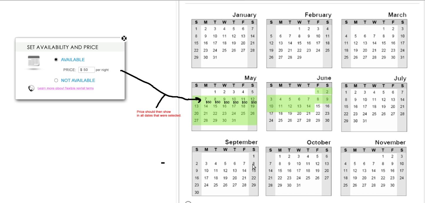 Year Calendar Jquery Plugin | Calendar Printables Free Templates