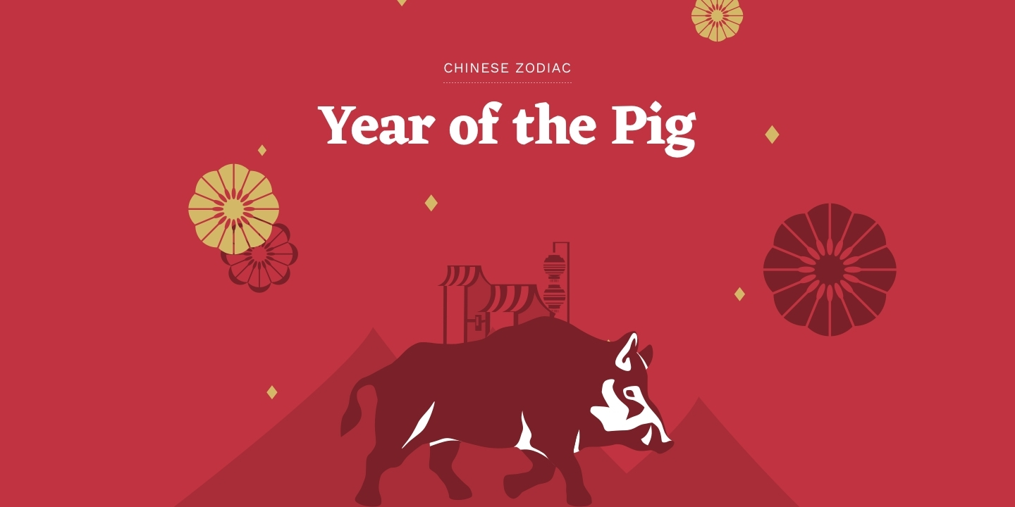 Year Of The Pig: Fortune And Personality – Chinese Zodiac 2020