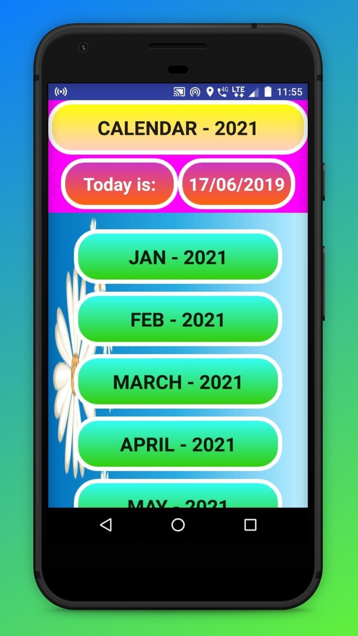 Shabadimath Calendar 2021