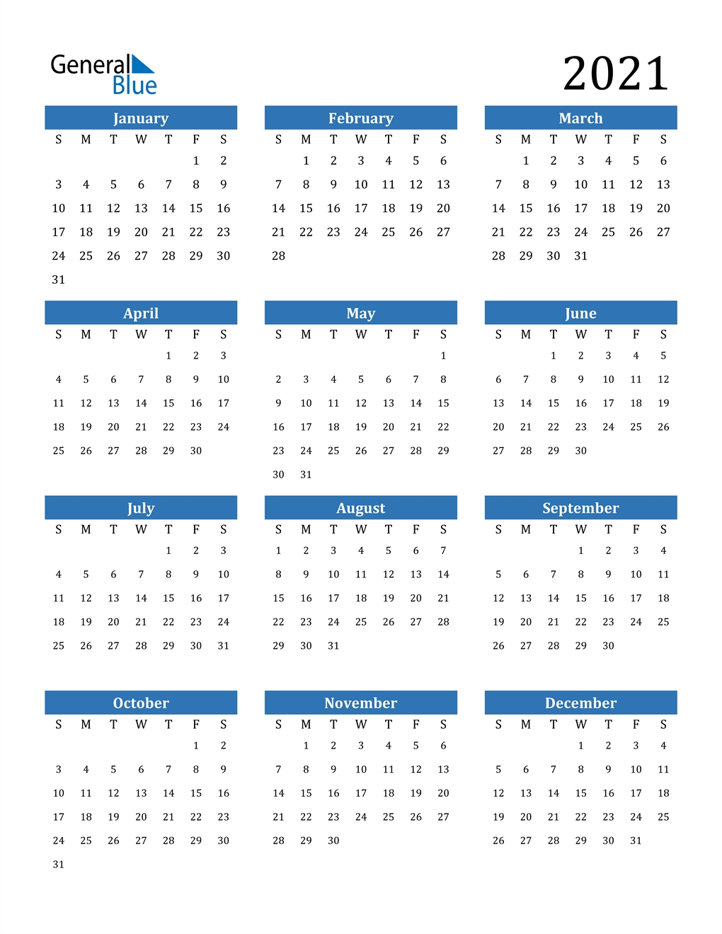 Calendar On Excel 2021 | Month Calendar Printable