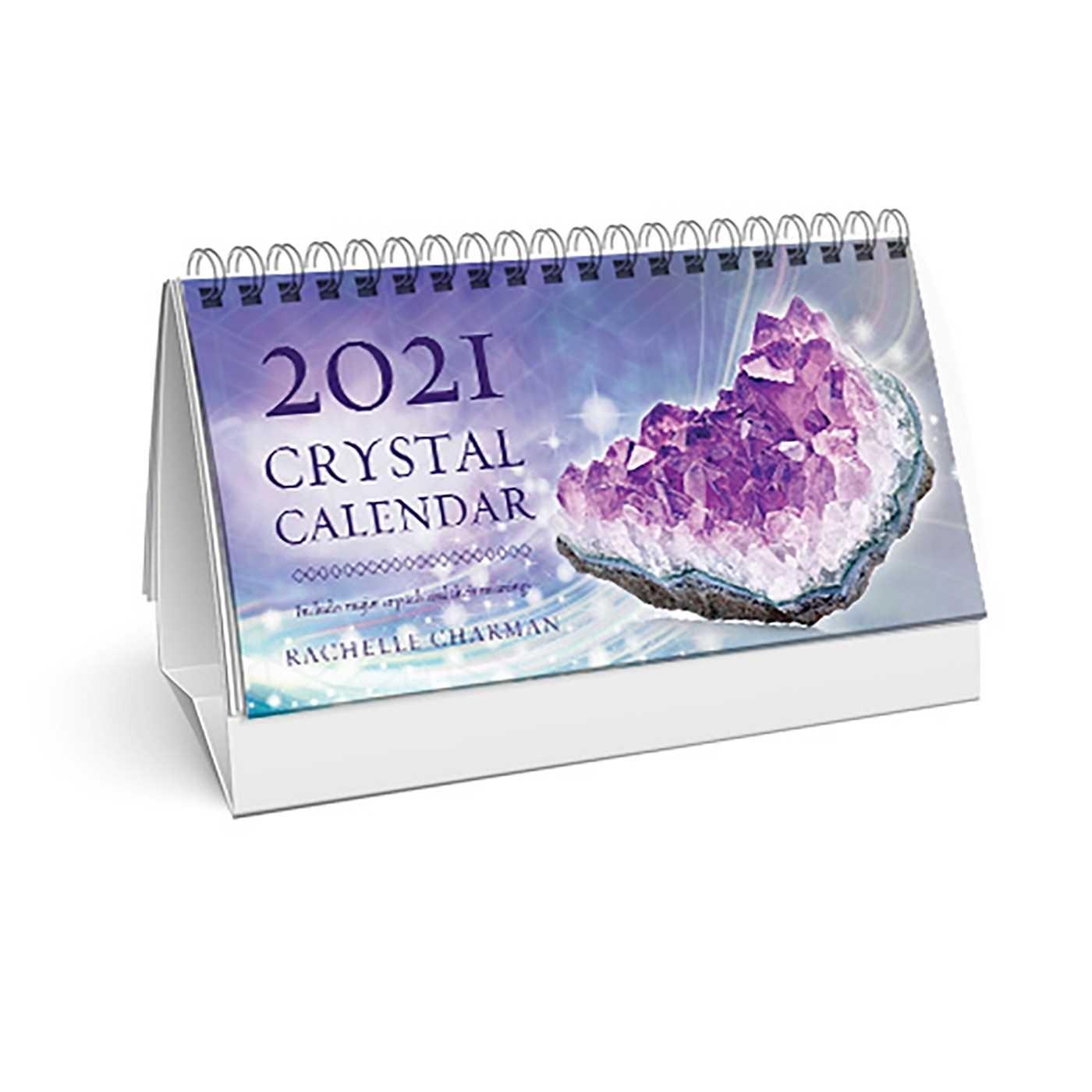 2021 Crystal Calendar - Book Summary & Video | Official