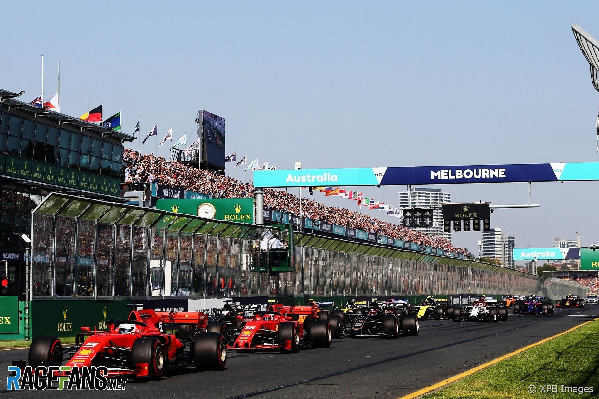 2021 F1 Calendar: Formula 1 Grand Prix Schedule Details
