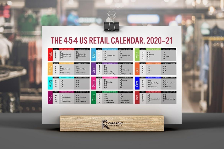 4-5-4 Retail Calendar 2021 | Printable Calendar 2020-2021