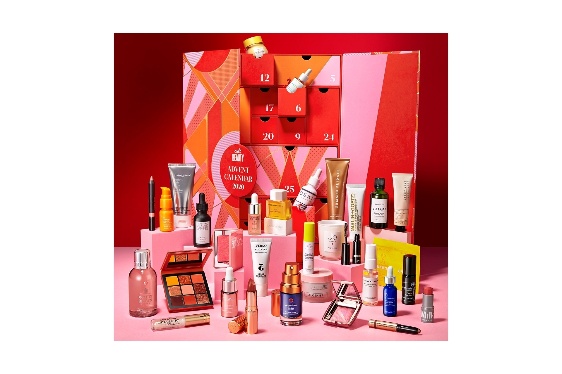40 Best Beauty Advent Calendars 2020 | British Vogue