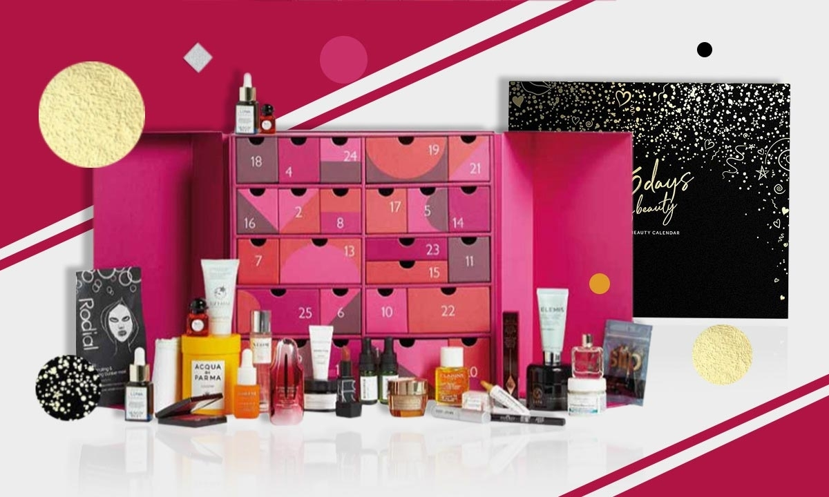76 Best Beauty Advent Calendars 2020: From Lush To M&S, John