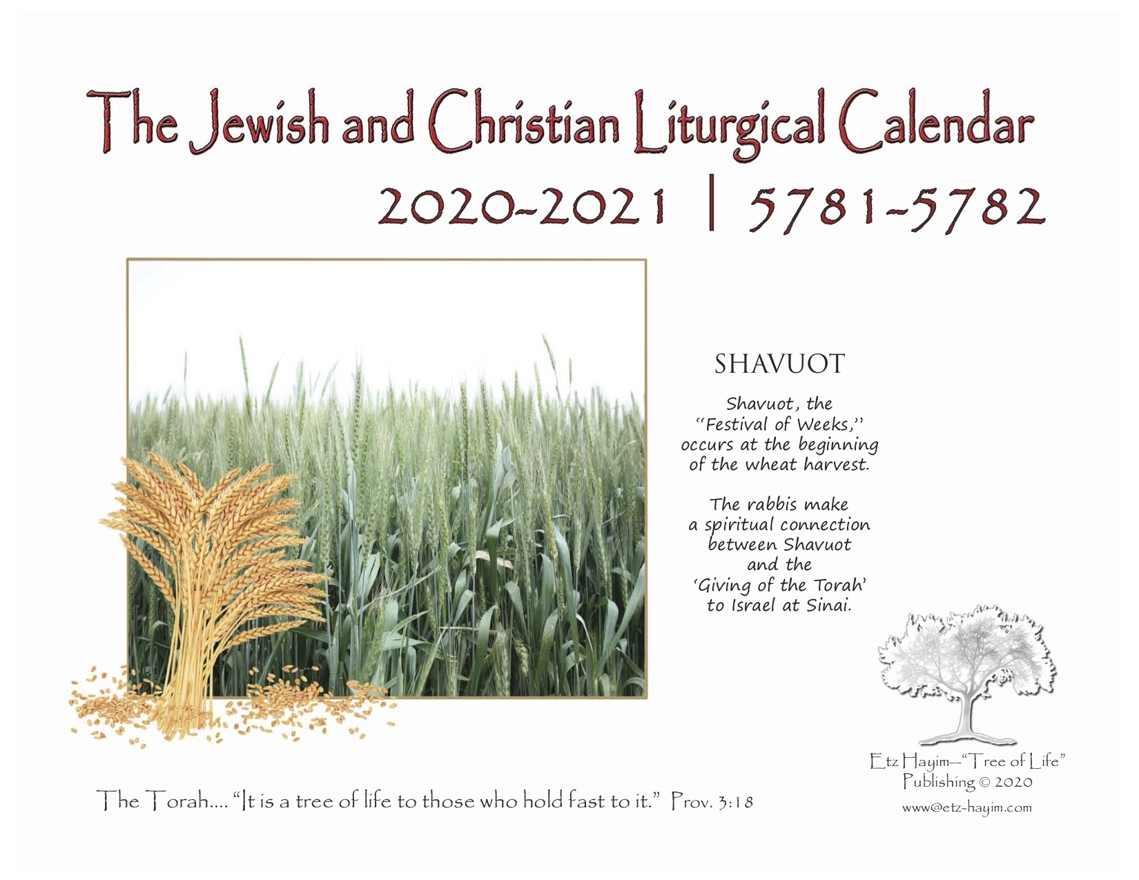 Ahc Liturgical Calendar For 2020-2021 – Association Of