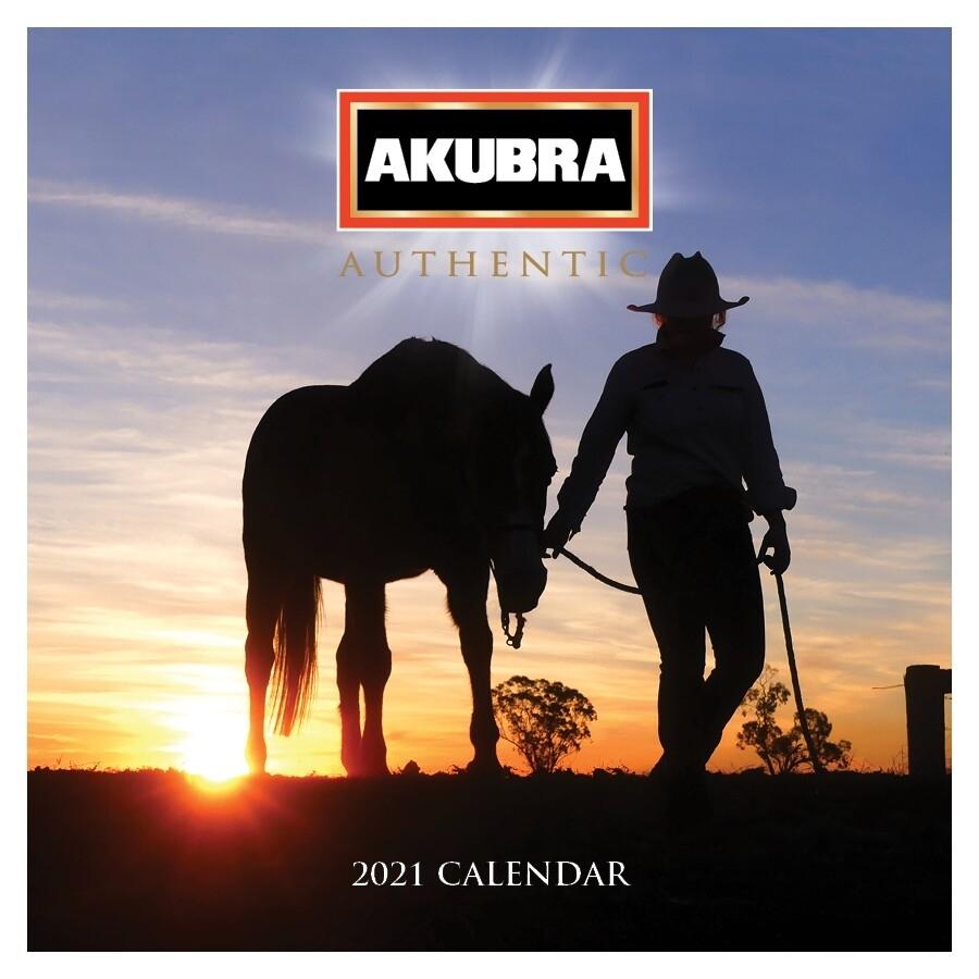 Akubra Calendar 2021