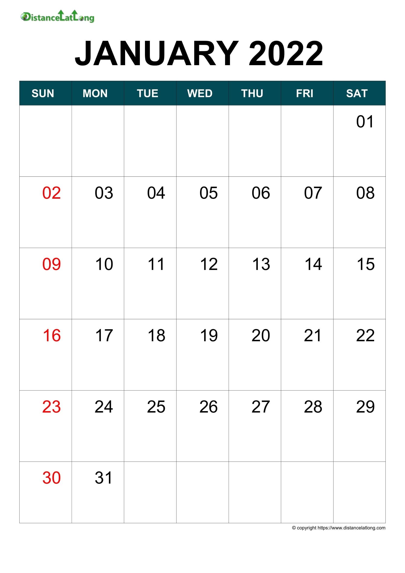 Blank Year 2021-2022 Calendar Templates, Free Printable