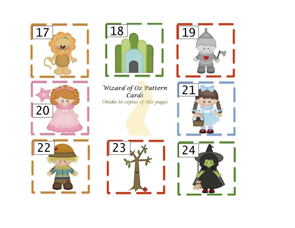 Calendar Pieces-Printables