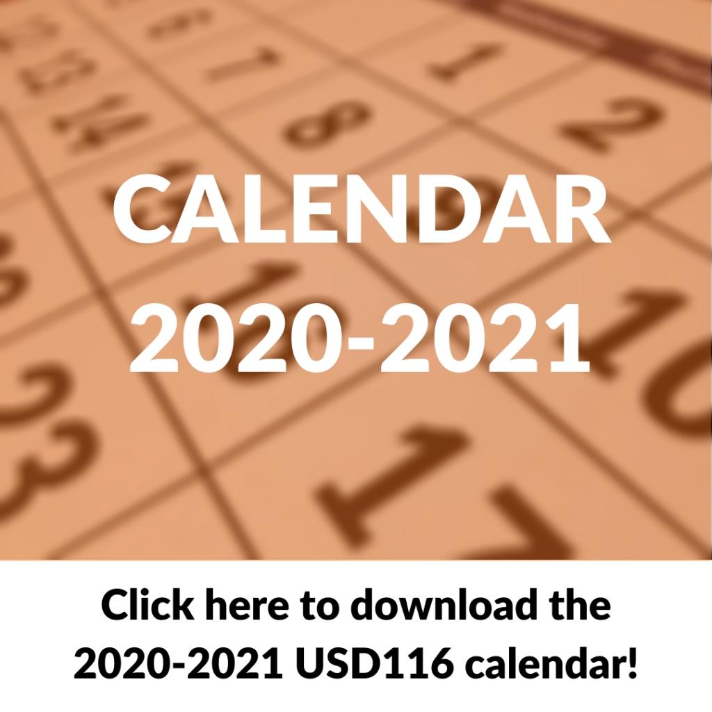 Calendar – Urbana School District #116
