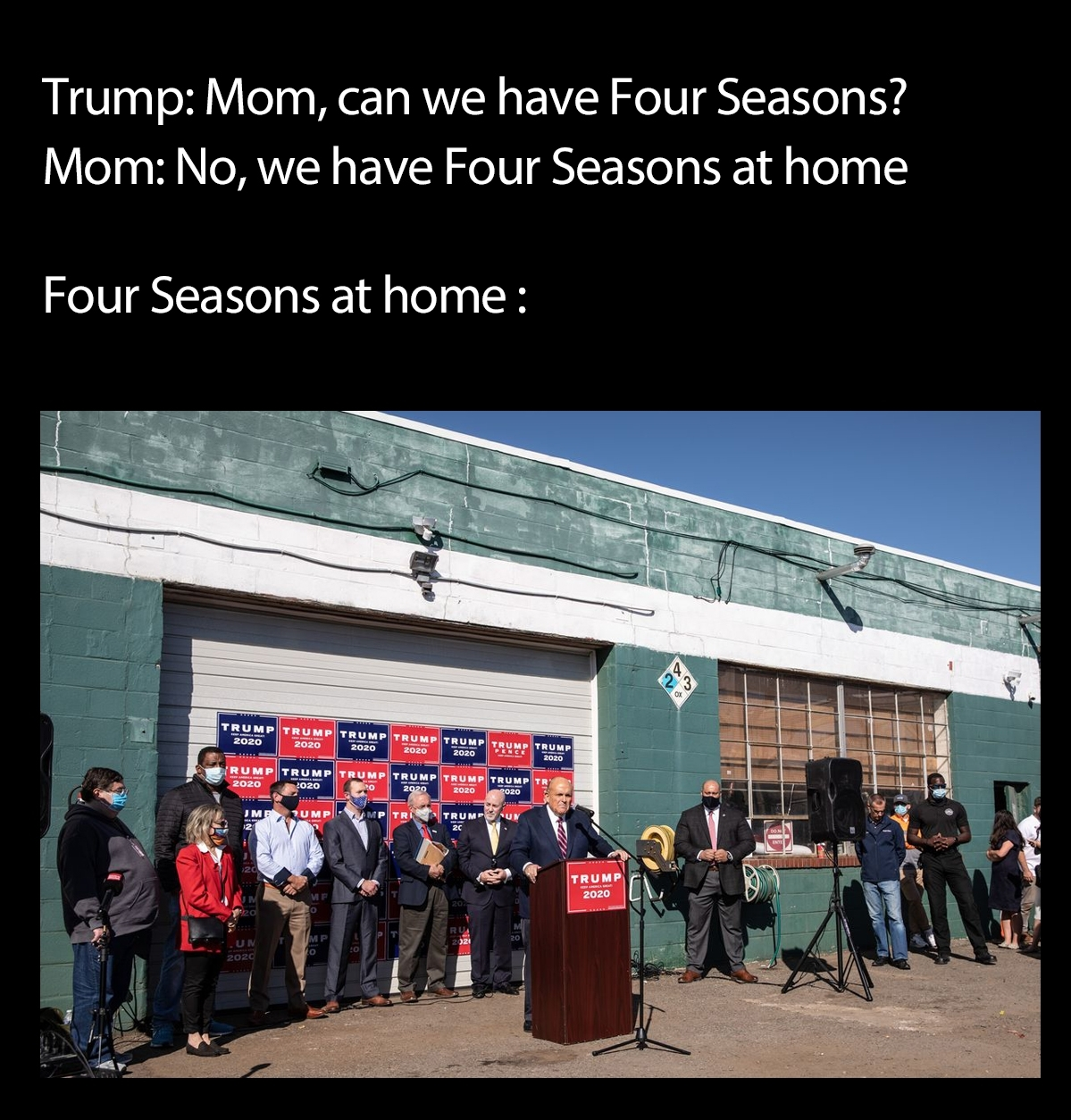 Can We Have Four Seasons ? : Memes
