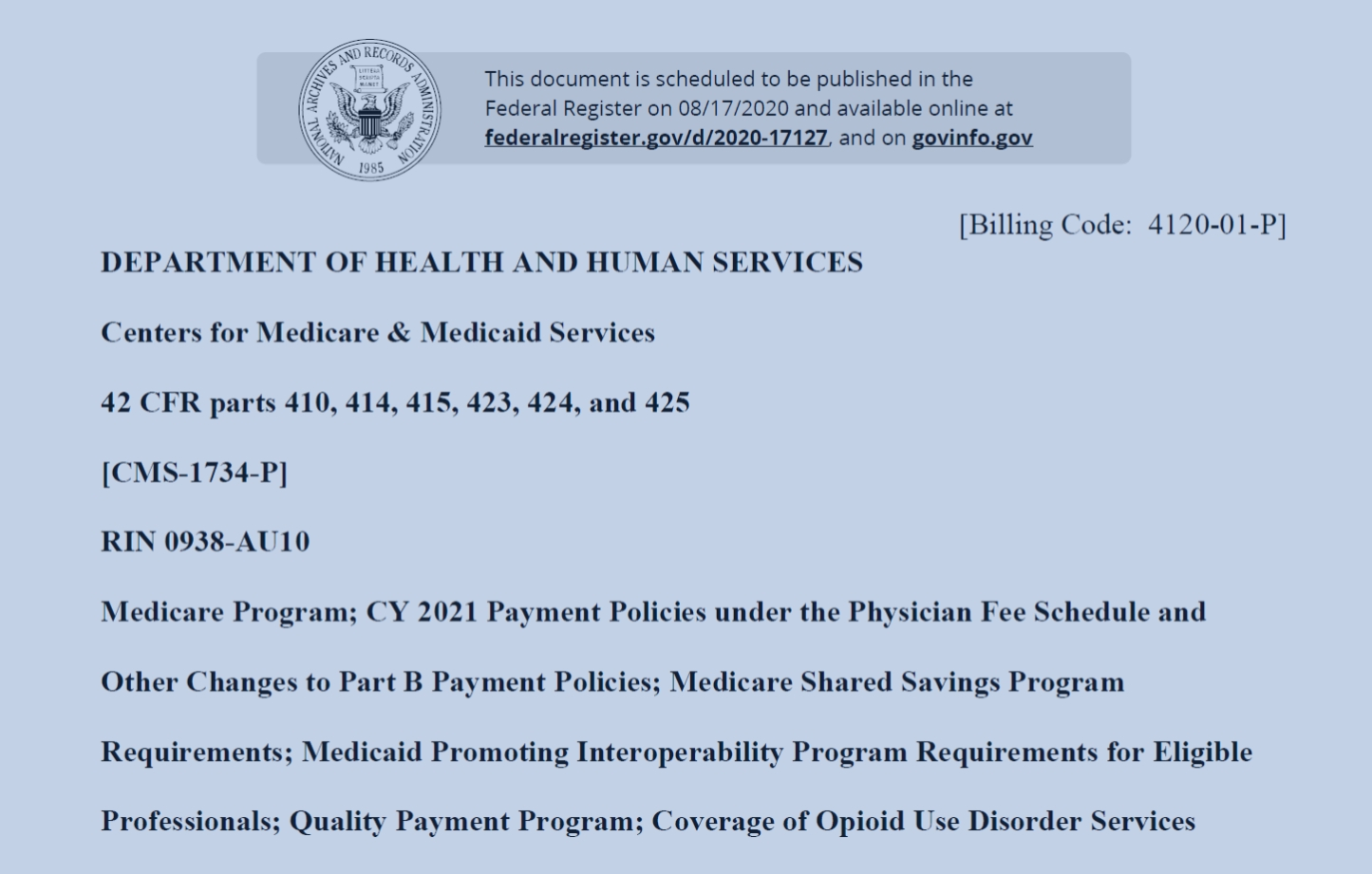 Complete Guide To Mips 2021: Scoring, Payment Adjustments