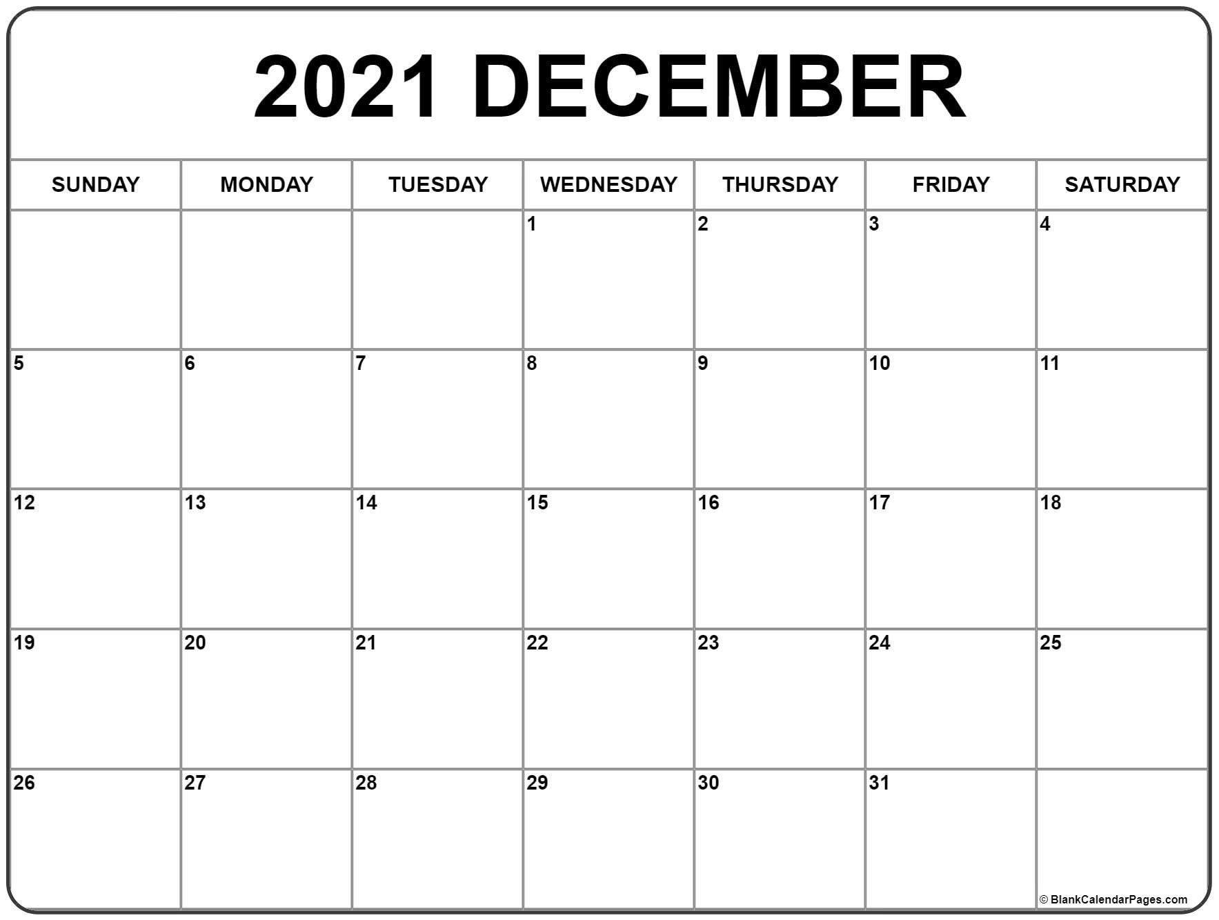 Cute December 2021 Calendar In 2020 | Monthly Calendar