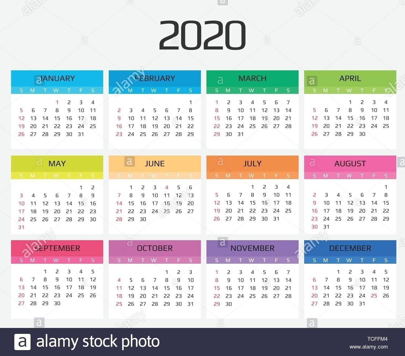 Dashing 2020 Calendar Hong Kong Template In 2020 | Calendar