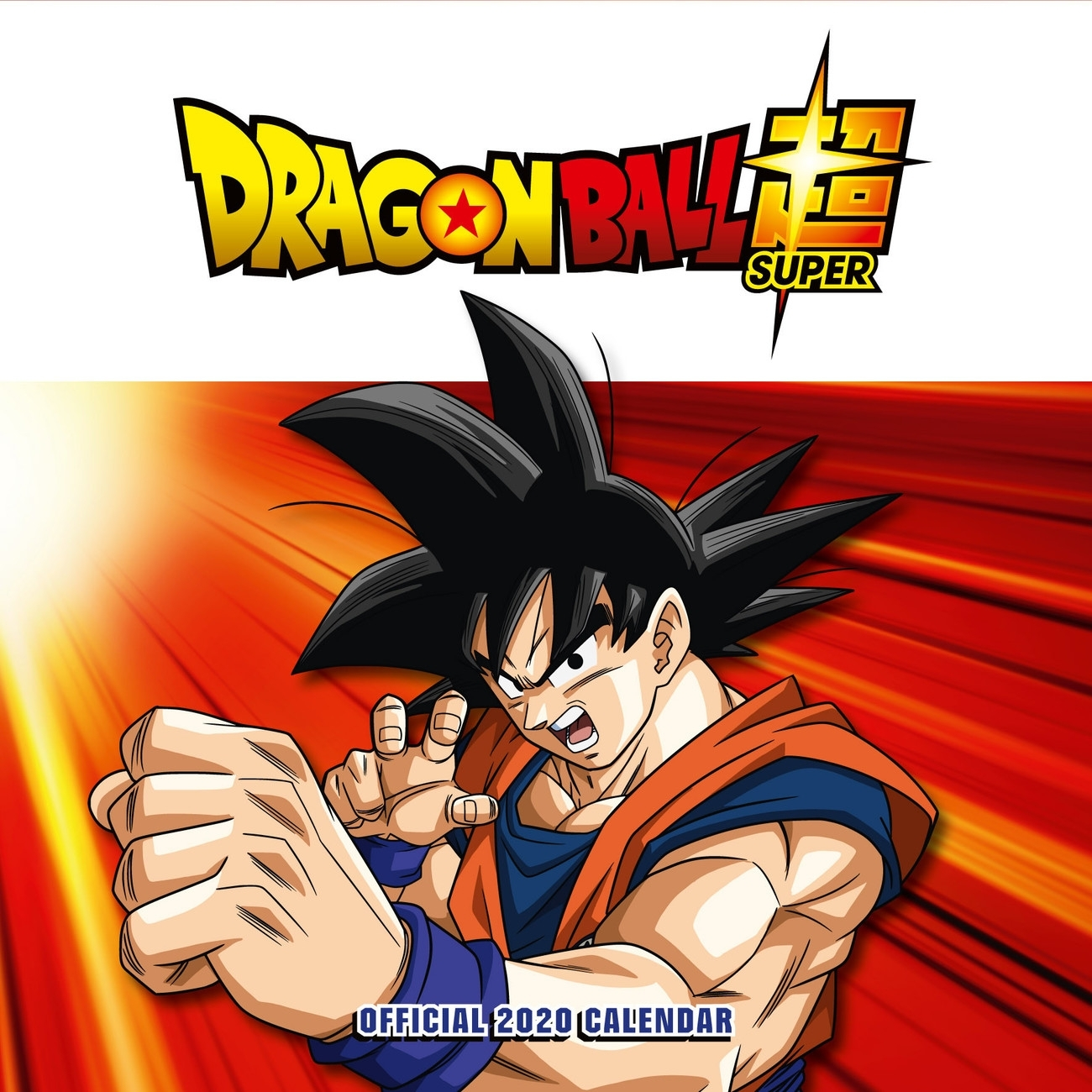 Dragon Ball Z - Wall Calendars | Large Selection