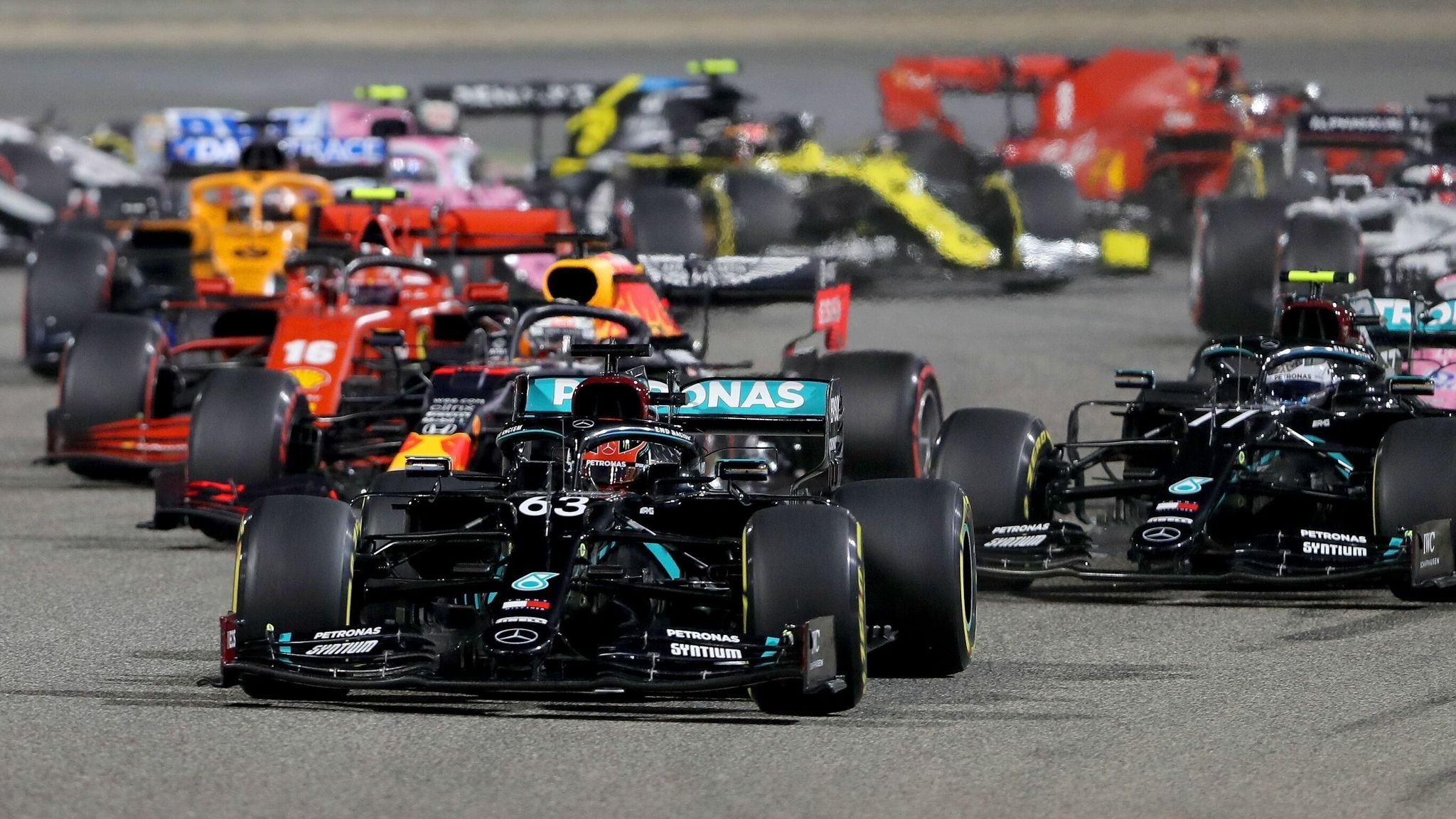 F1 Calendar Of Record 23 Races For 2021 Season Gains Fia