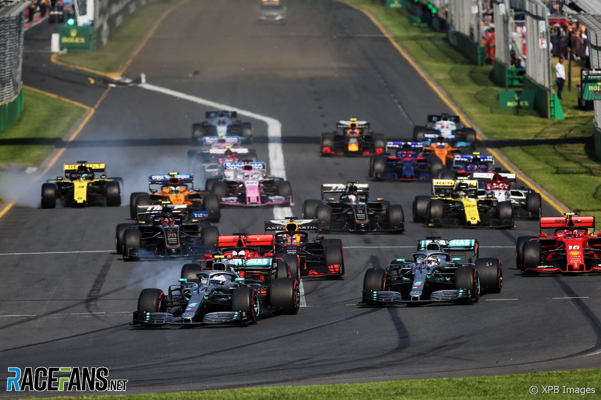 F1 Calendarracefans: Get The Current Formula 1 Race Schedule