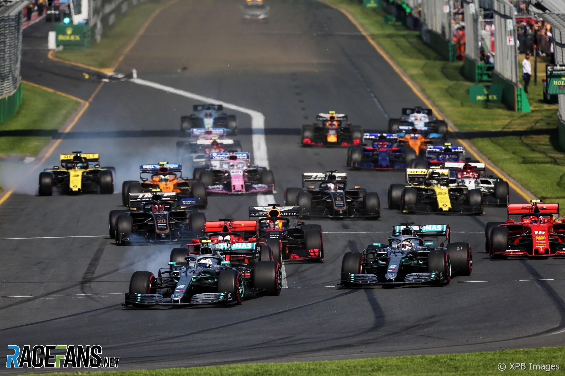 F1 Calendarracefans: Get The Current Formula 1 Race Schedule