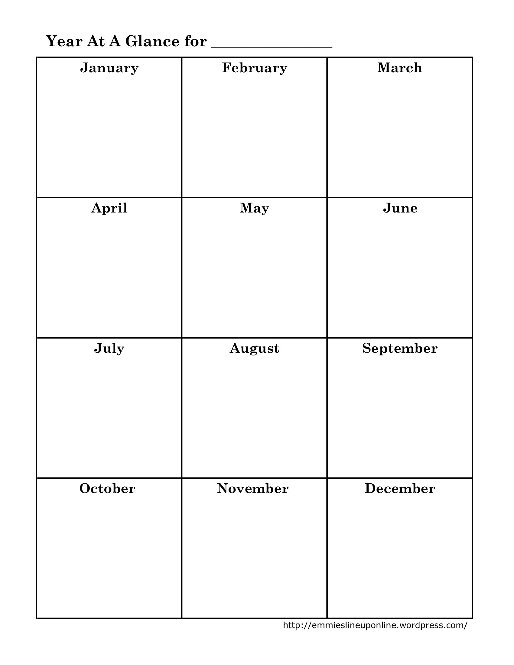 For Organizing Anything That Occurs Monthly. | Homeschool