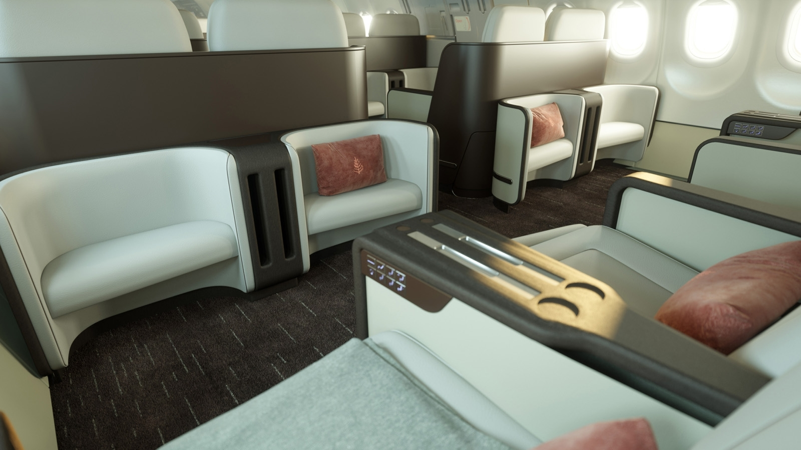Four Seasons Private Airbus Jet To Take Flight In 2021 | Cnn