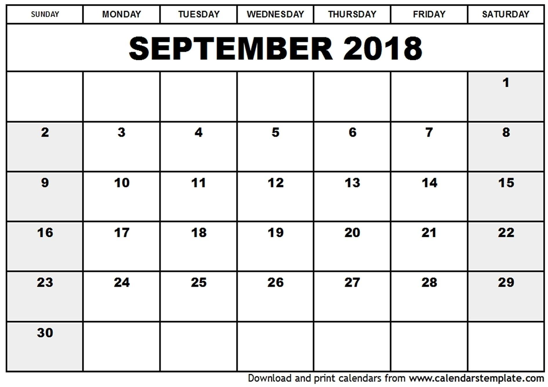 Free Printable Calendar Headings In 2020 | Printable