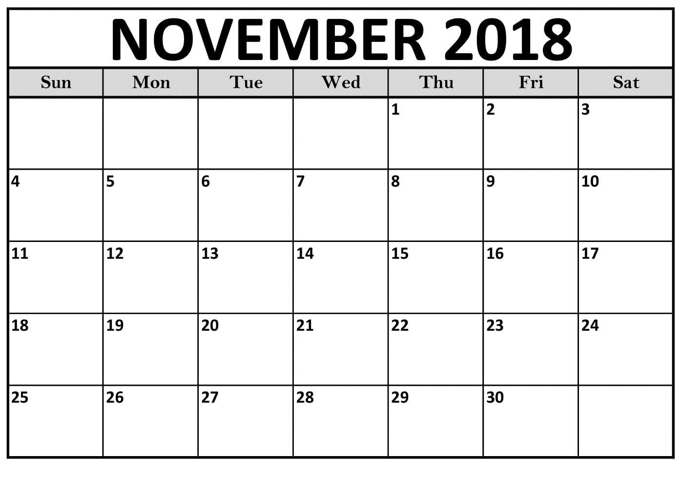 Free Printable Calendar Of Events Di 2020