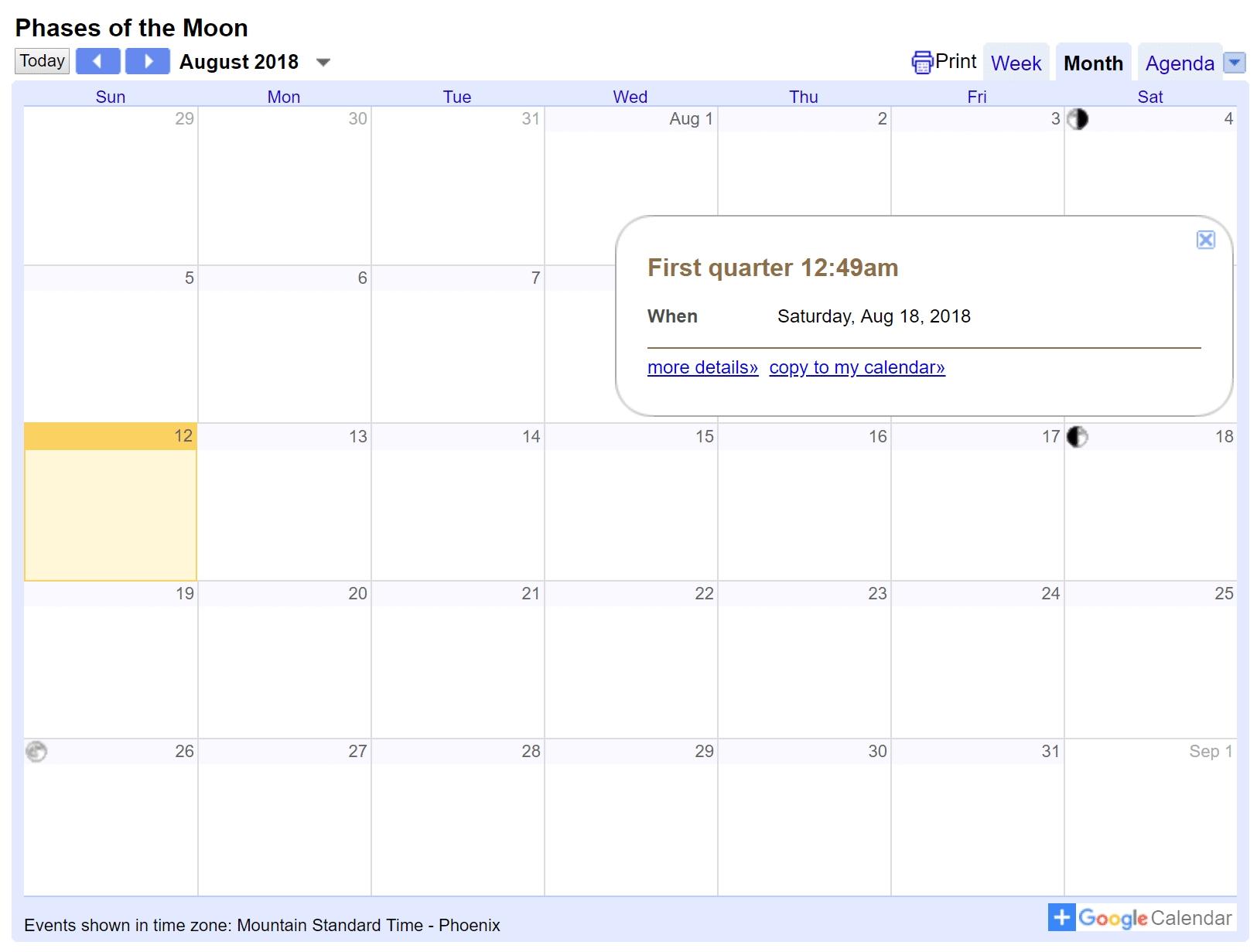 Google Calendar Print Multiple Months