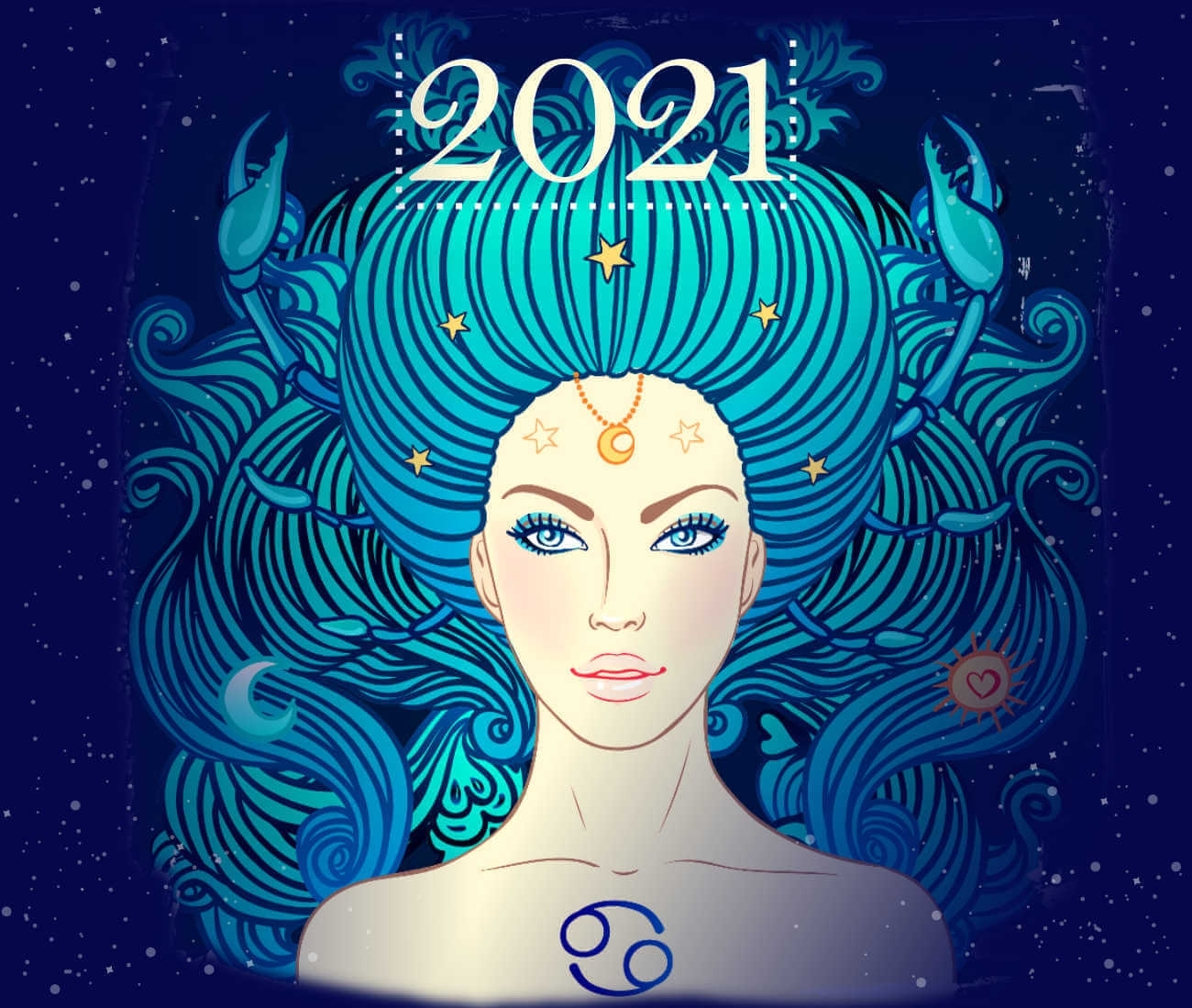 Horoscope Cancer 2021 • Yearly Horoscopes For 2021