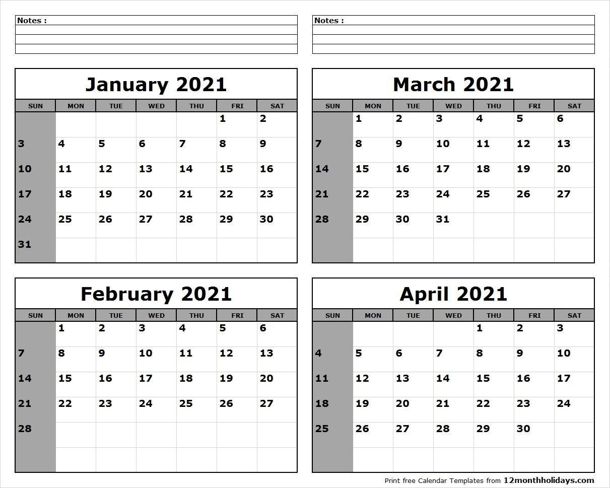 January February March 2021 Calendar In 2020 | June Calendar