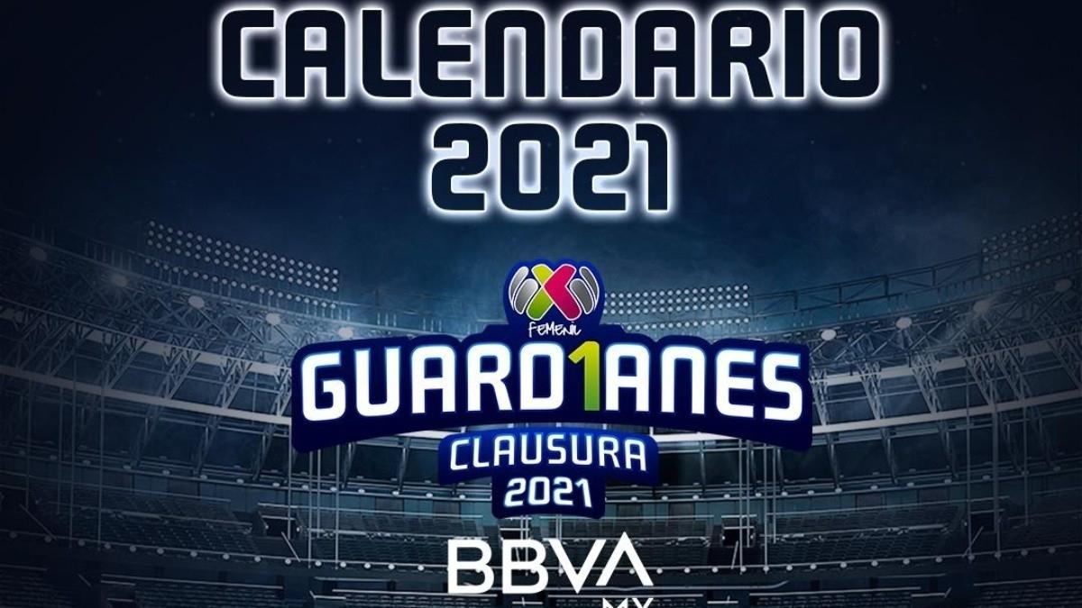 Liga Mx Femenil Da A Conocer El Calendario Clausura 2021