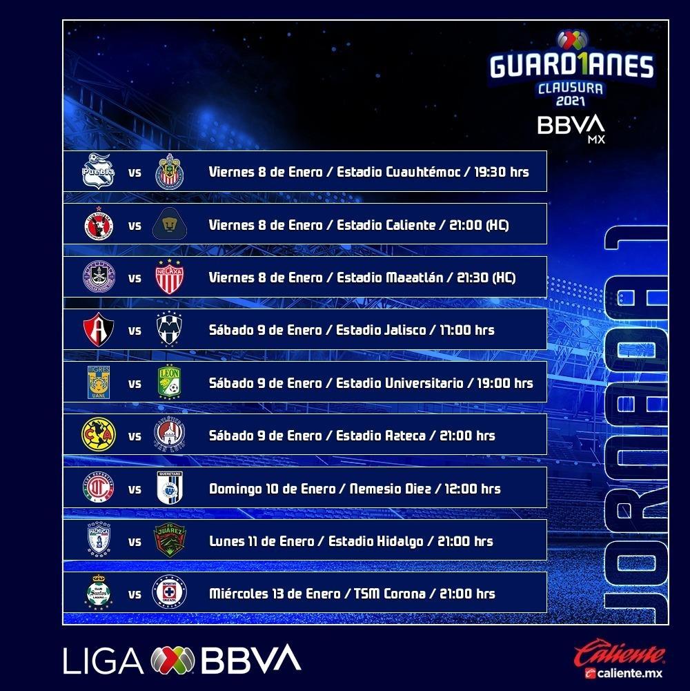 Liga Mx - Página Oficial De La Liga Mexicana Del Fútbol