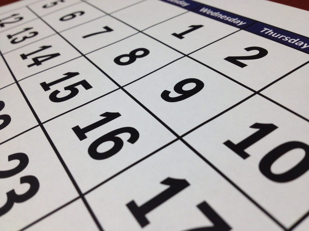 Mark Your 2021 Calendars: Only Two Holidays Are Moved To
