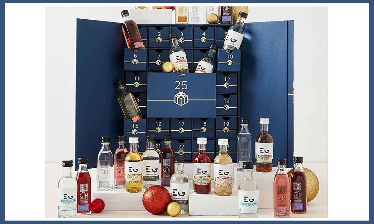 Marks & Spencer Drops A Gin Advent Calendar For The Gin